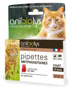 Animaux & Maison: Pipettes antiparasitaires - Chat