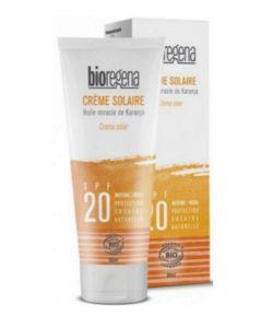 Bien-être Détente: Crème solaire SPF 20
