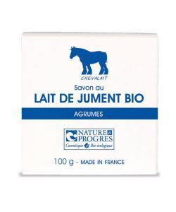 Les incontournables: Savon au lait de jument bio - Agrumes