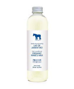 Les incontournables: Après-shampooing au lait de jument bio