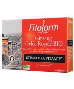 Bien-être Détente: Ginseng & Gelée Royale