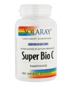 Thérapies naturelles: Super bio C tamponnée