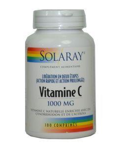 Thérapies naturelles: Vitamine C