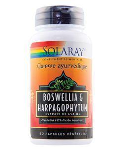 Thérapies naturelles: Boswellia & Harpagophytum
