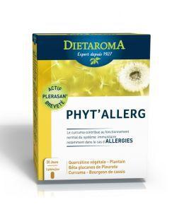 Thérapies naturelles: Phyt\'Allerg