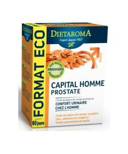 50 +: Capital Homme Prostate