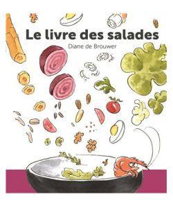 Cadeaux Livres: Le livre des salades