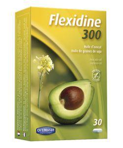 50 +: Flexidine 300