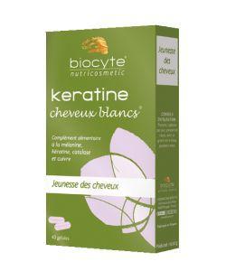 Beauté Hygiène: Keratine Cheveux Blancs