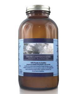 Thérapies naturelles: Zéolithe Clinoptilolite Activée - 100% poudre de zéolithe