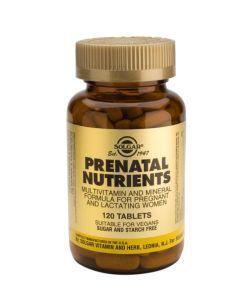 Bébé Maman: Prenatal Nutrients