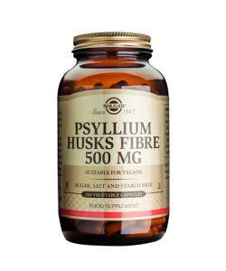 50 +: Fibres de Cosses de Psyllium Blond 500 mg