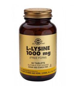 Thérapies naturelles: L-Lysine 1000 mg