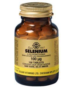 Thérapies naturelles: Sélénium 100 µg