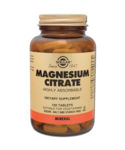 50 +: Magnésium Citrate