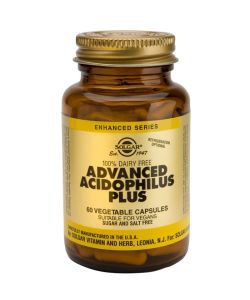 50 +: Advanced Acidophilus Plus - DLUO 07/2017