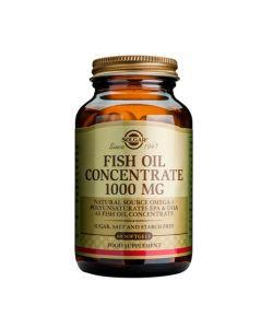Les incontournables: Huile de Poisson Concentrée 1000 mg