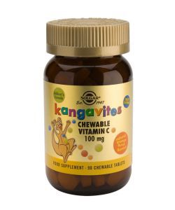 Bébé Maman: Kangavites Vitamine C 100 mg