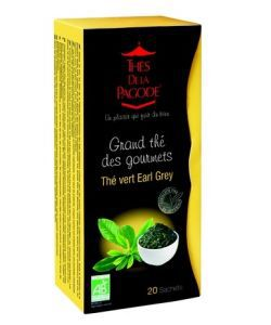 Aliments et Boissons: Thé Vert Earl Grey