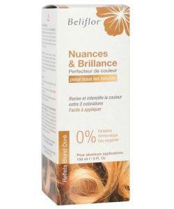 Beauté Hygiène: Baume Reflets Nuances et Brillance Blond Doré