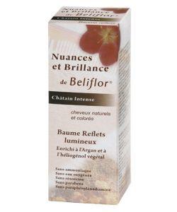 Beauté Hygiène: Baume Reflets Nuances et Brillance Châtain intense