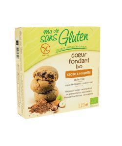 Aliments et Boissons: Coeur Fondant Cacao & Noisette