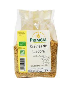 Aliments et Boissons: Graines de lin doré