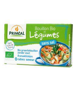 Aliments et Boissons: Bouillon de légumes sans sel