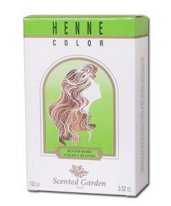 Beauté Hygiène: Henné Blond doré