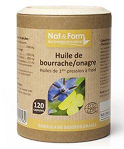 Thérapies naturelles: Bourrache/Onagre - Gamme ECO