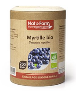 Thérapies naturelles: Myrtille - Gamme ECO