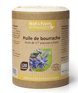 Thérapies naturelles: Bourrache - Gamme ECO