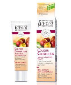 Beauté Hygiène: Colour Correction - Soin anti-âge 8 en 1 teinté