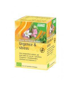 Les incontournables: Tisane aux Fleurs de Bach - Urgence & Stress/All Support