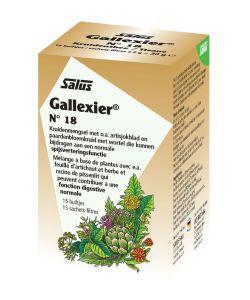 Aliments et Boissons: Gallexier - Mélange d\'herbes n°18