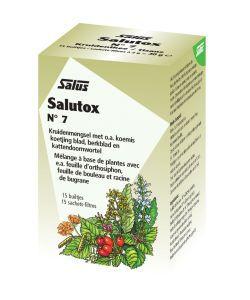 Aliments et Boissons: Salutox - Mélange d\'herbes n°7
