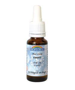 Thérapies naturelles: Ambre - Elixir Cristal n°2 - Joie de vivre