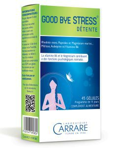 50 +: Good Bye Stress