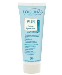 Beauté Hygiène: PUR - Crème hydratante visage