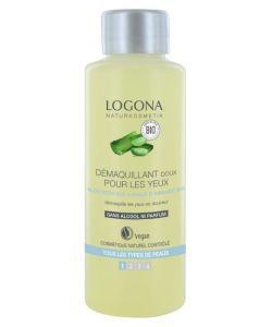 Beauté Hygiène: Démaquillant doux Yeux - Aloe vera & Huile d\'amande