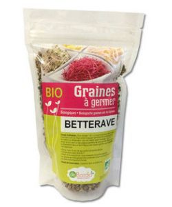 Aliments et Boissons: Graines à germer - Betterave
