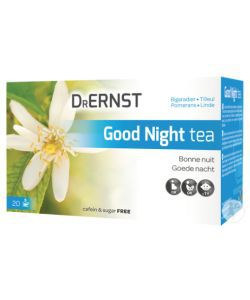 Aliments et Boissons: Good Night Tea