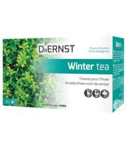 Bien-être Détente: Winter Tea