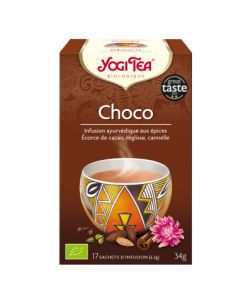Aliments et Boissons: Choco - Infusion ayurvédique