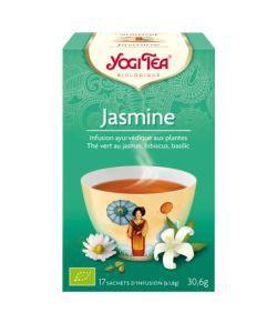 Aliments et Boissons: Jasmine - Infusion ayurvédique