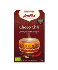 Aliments et Boissons: Choco Chili - Infusion ayurvédique