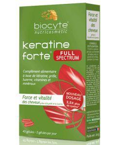 Beauté Hygiène: Keratine Forte 1000 mg