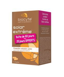 Beauté Hygiène: Pack Solar Extrême