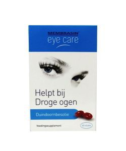 Beauté Hygiène: Membrasin Eye Care