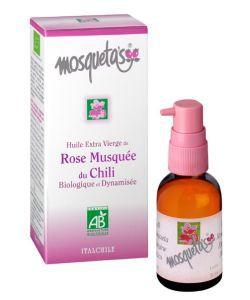 Beauté Hygiène: Huile de Rose Musquée extra vierge